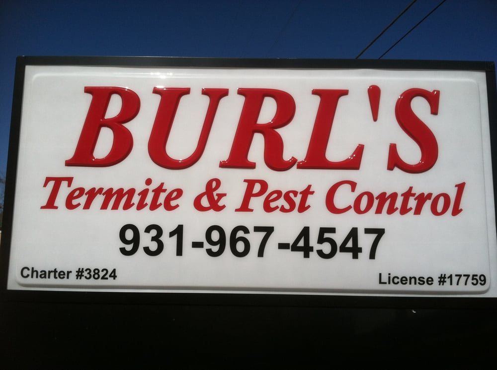 Burls Termite and Pest: 105 Ake St, Estill Springs, TN
