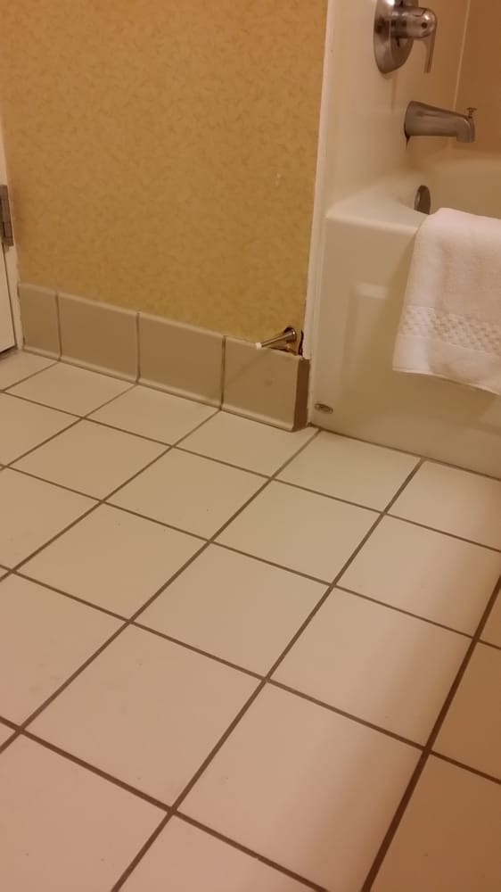 Dry rot and mold in bathroom walls yelp for Bathroom cleaning services near me