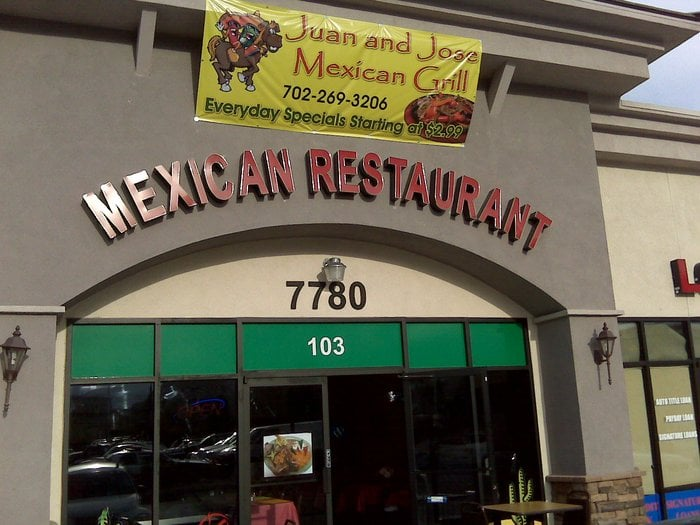 Mexican restaurants in las vegas nevada / Colonic irrigation