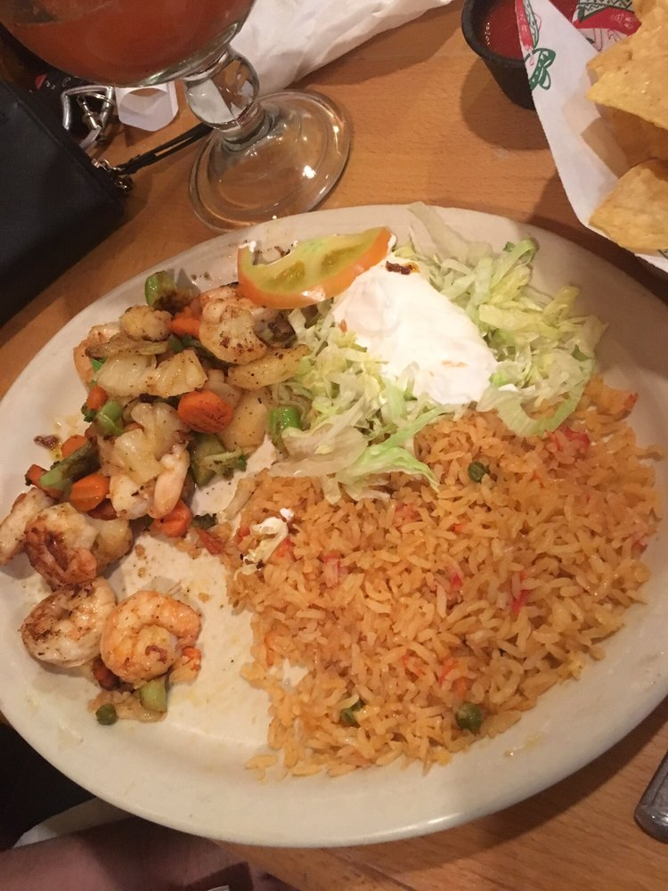 Potrillos Mexican Restaurant: 1611 W Broadway St, Sulphur, OK