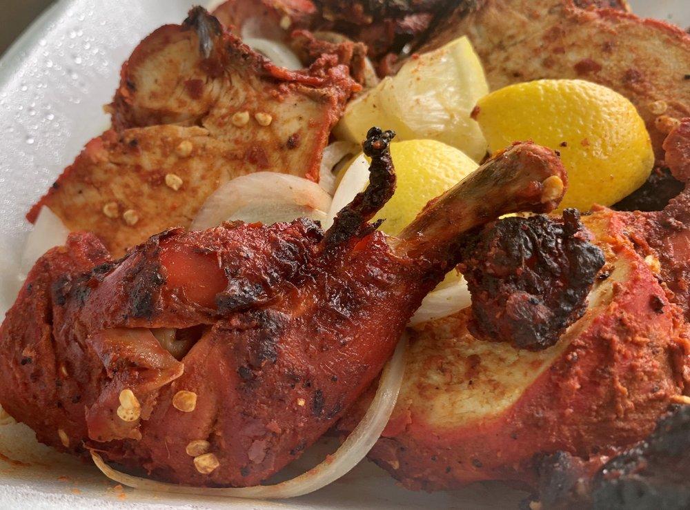 Nawab Grill & Halal Meat: 371 Georges Rd, Dayton, NJ