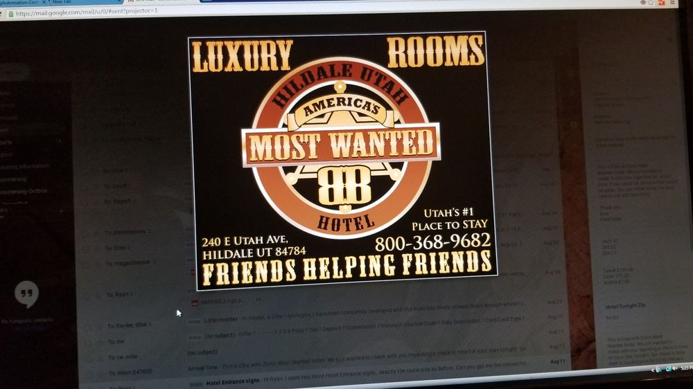 Zion's Most Wanted: 240 E Utah Ave, Hildale, UT