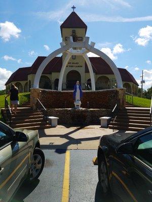 Catholic church in lake mary fl