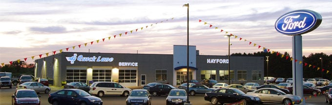 Hayford Ford: 1330 301st Ave NE, Isanti, MN