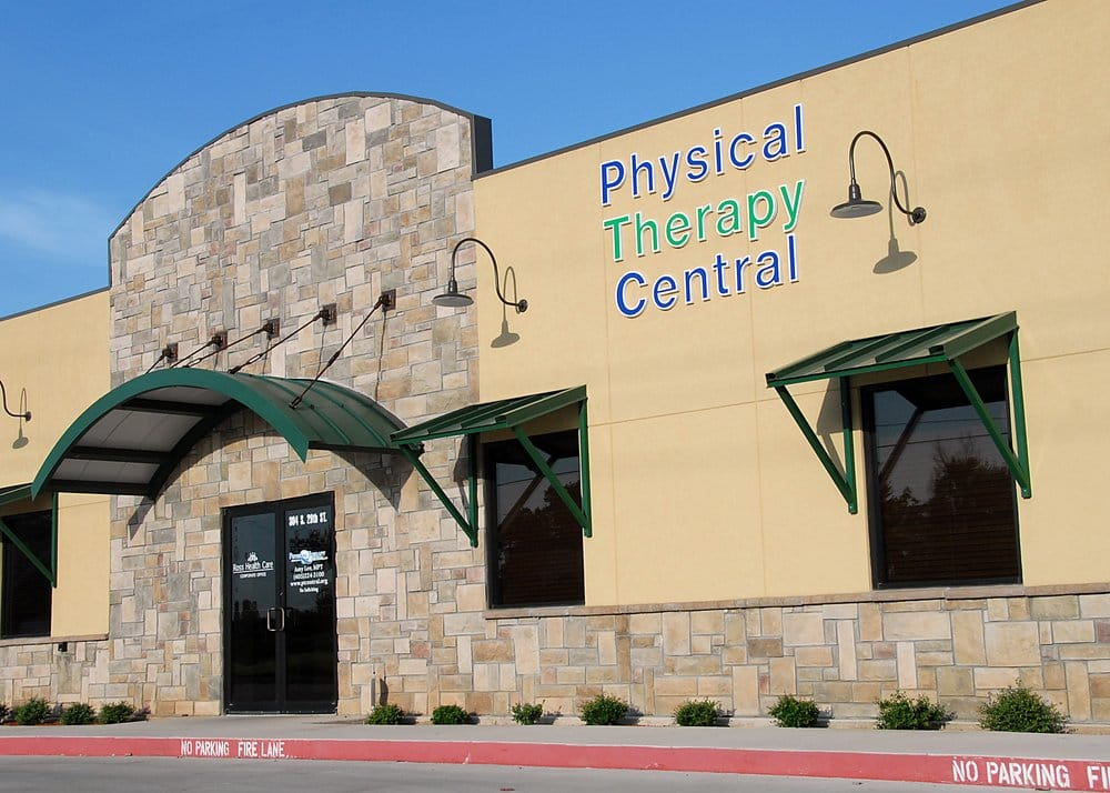 Physical Therapy Central of Chickasha: 304 S 29th St, Chickasha, OK