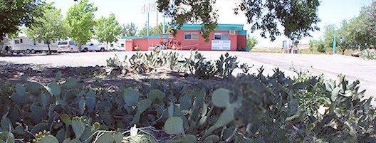 Lakeview RV Park: Hc 31 Box 105, Caballo, NM