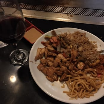 Shogun Restaurant Menu Rockford Il