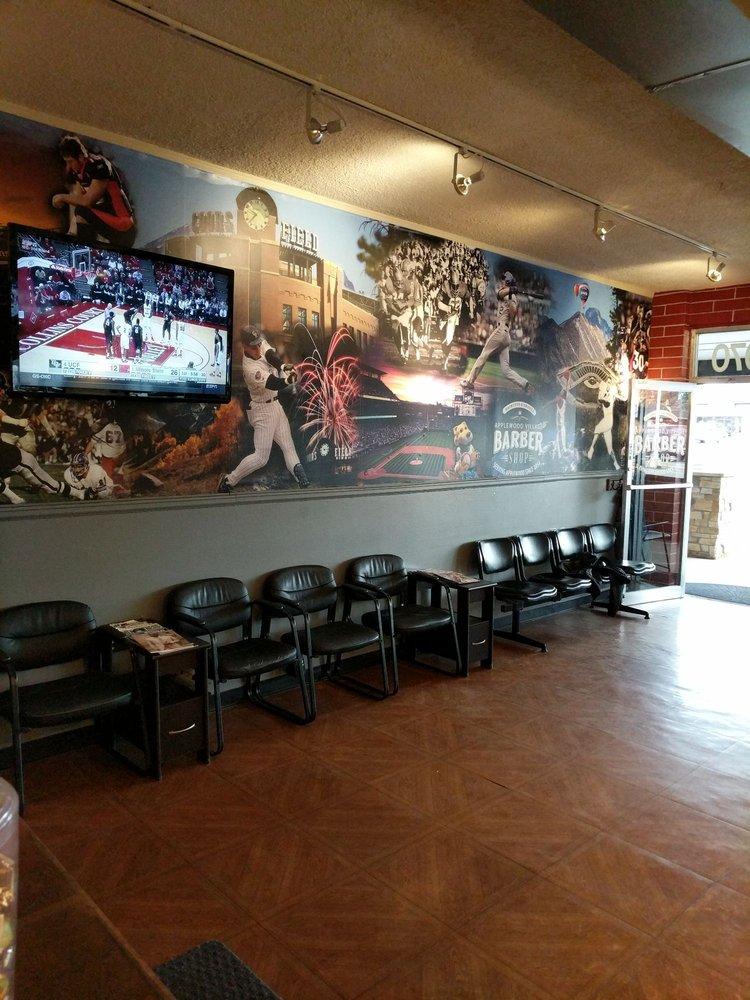 Applewood  Village Barbershop: 2070 Youngfield St, Lakewood, CO