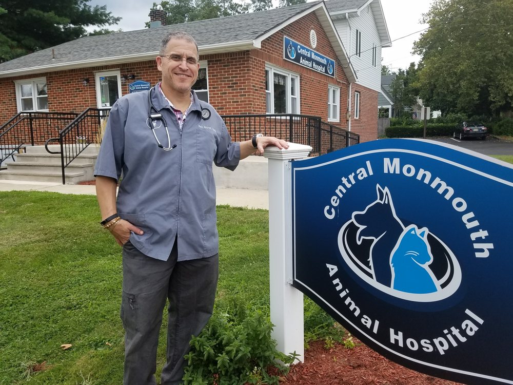 Central Monmouth Animal Hospital: 154 S St, Freehold, NJ
