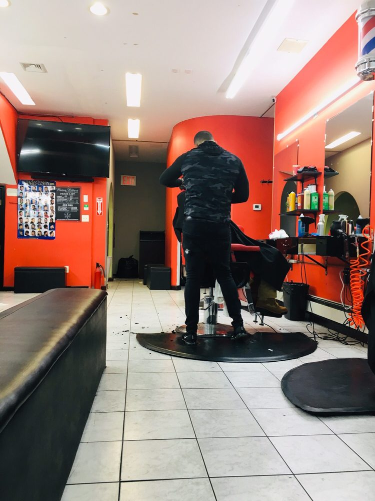 Heavy Hitters Barbershop: 1855 Forest Ave, Staten Island, NY