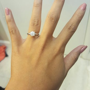 photo of the wedding ring shop honolulu hi united states classic round - The Wedding Ring Shop