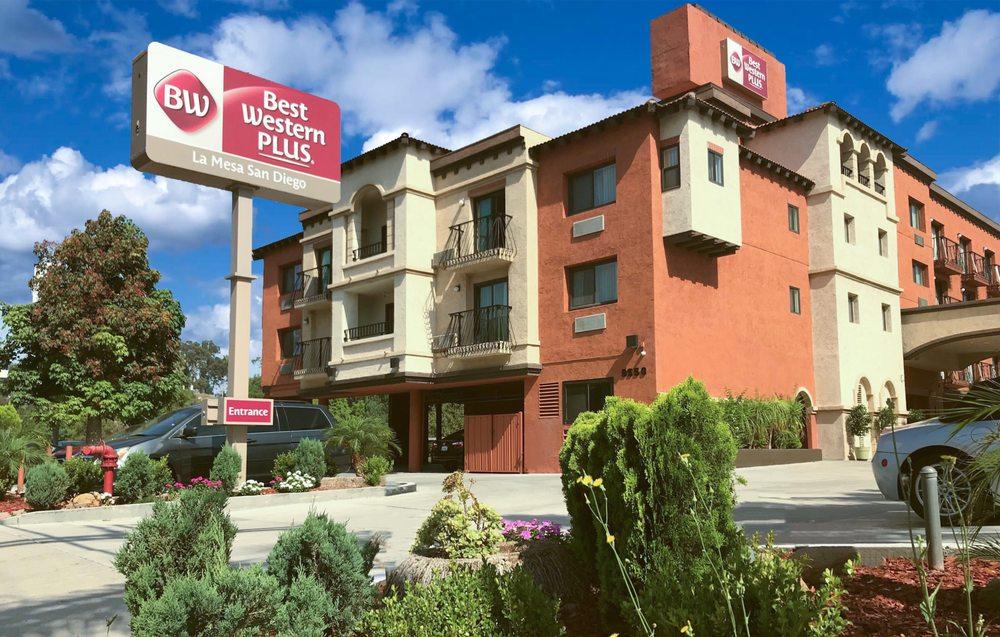 Best Western Plus La Mesa San Diego: 9550 Murray Dr, La Mesa, CA