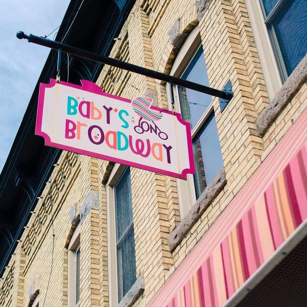 Baby's On Broadway: 47 Broadway E, Little Falls, MN