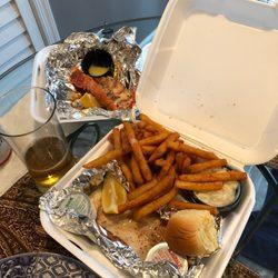 The Best 10 Seafood Restaurants Near Lucky Bones Backwater