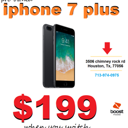 Boost Mobile Mobile Phones 3506 Chimney Rock Rd Gulfton