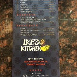 Photos For Ike S Kitchen Menu Yelp