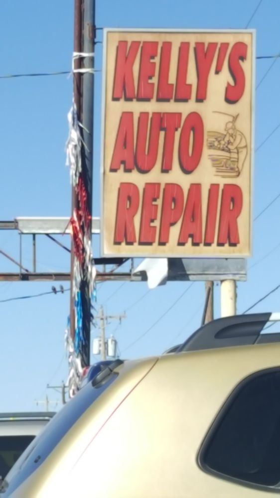 Kelly's Auto Repair: 3217 N. Chadbourne St., San Angelo, TX