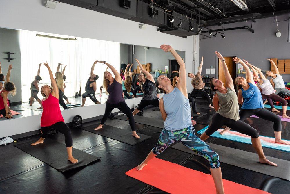 Frisco Yoga & Nutrition: 4040 Legacy Dr, Frisco, TX