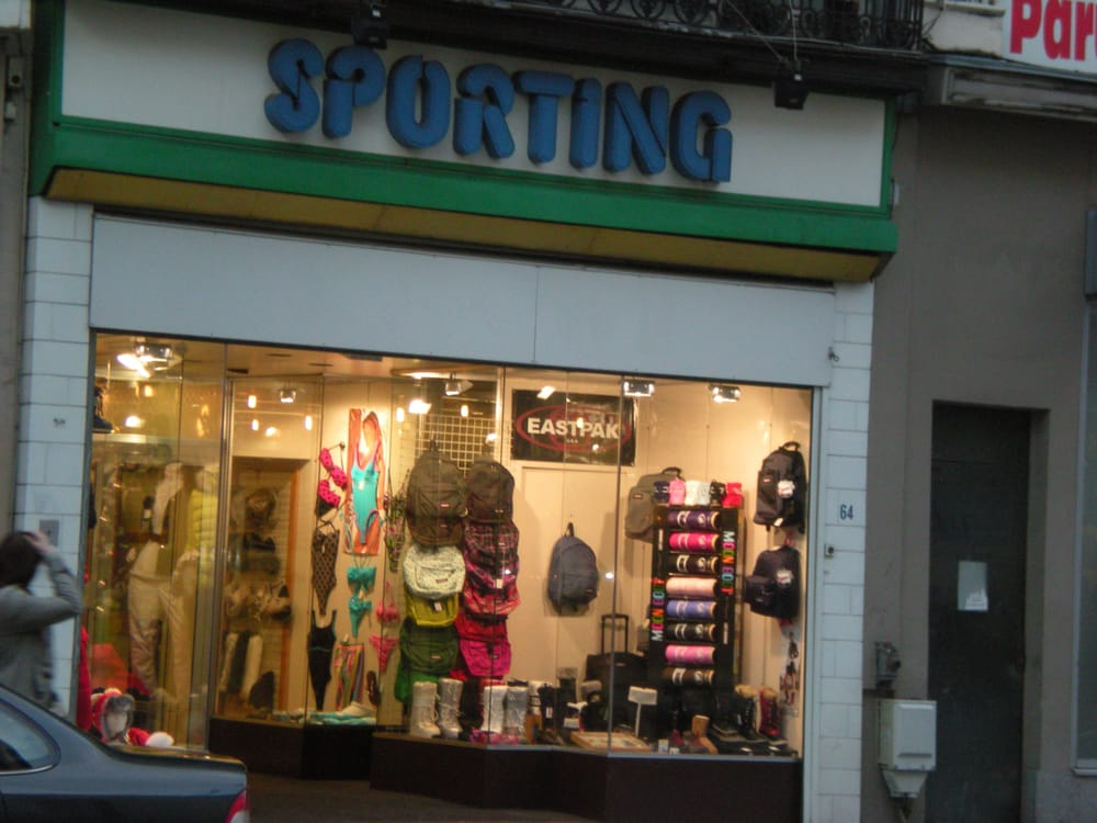 sporting v 234 tements de sport 64 rue nationale centre lille num 233 ro de t 233 l 233 phone yelp