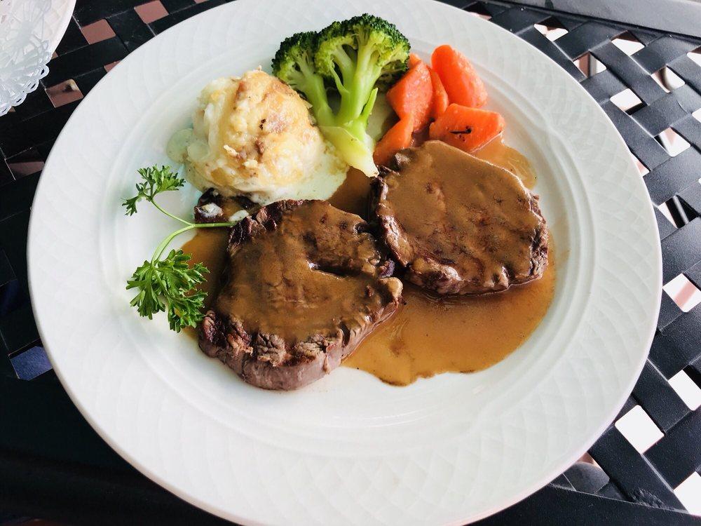 Le Sans Souci French Restaurant: 7030 E Bella Vista Dr, Cave Creek, AZ