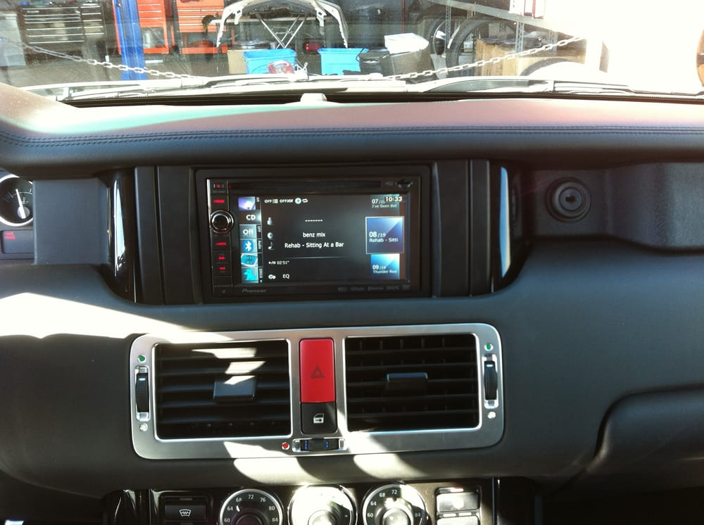 Top Double Din Car Stereo