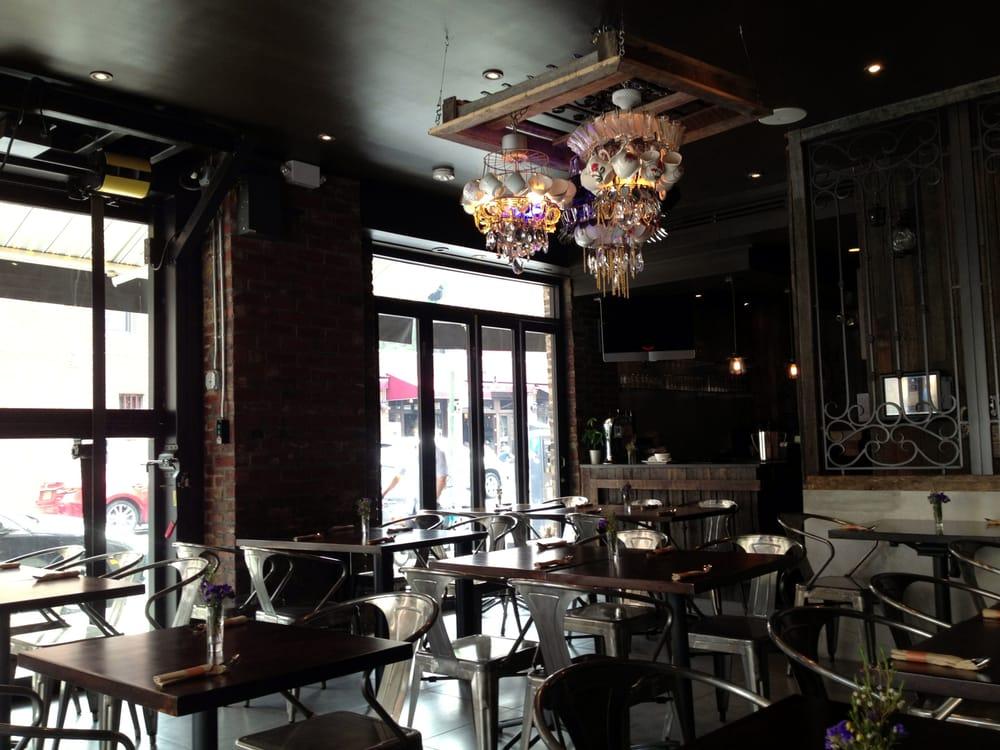 Enthaice Thai Kitchen Astoria Menu