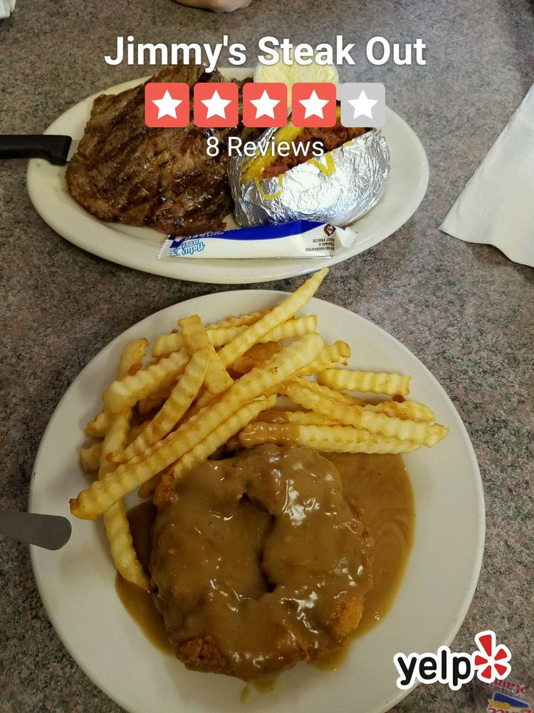 Jimmy's Steak Out: 215 S Mulberry St, Jackson, GA