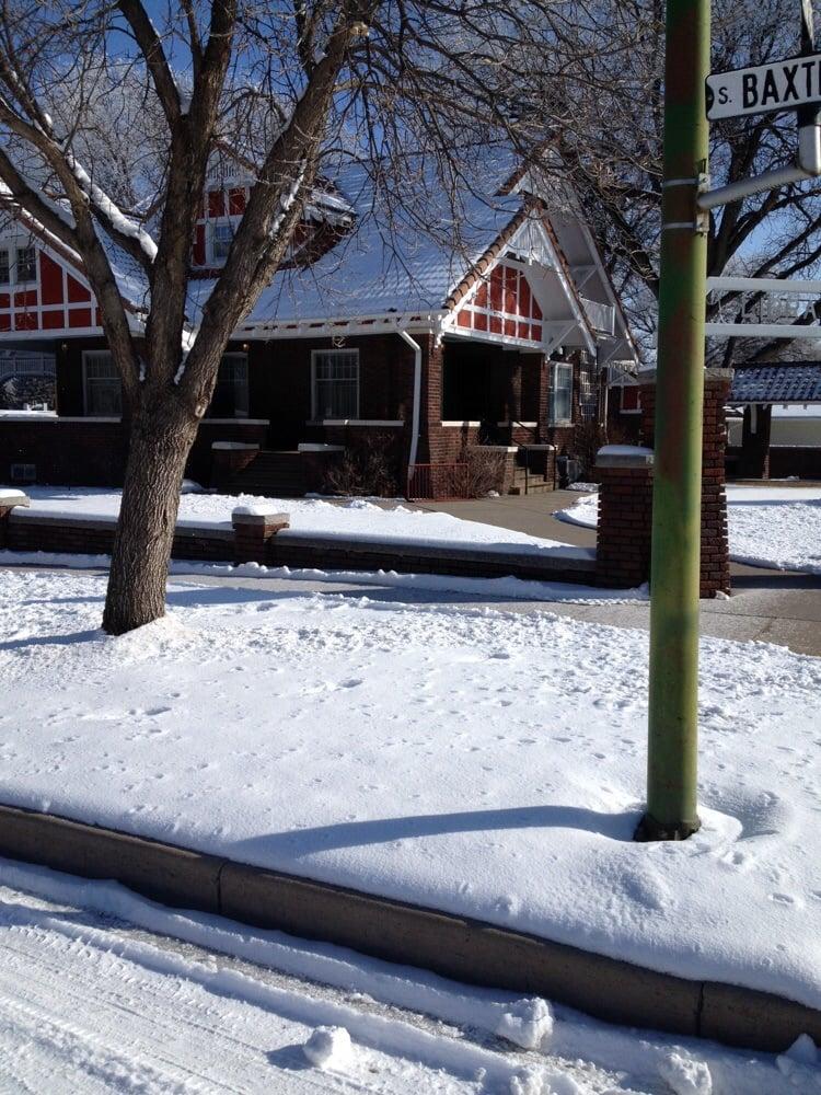 Heginbotham Library: 539 S Baxter Ave, Holyoke, CO