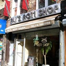 Photo Of Trinidad Ali Roti Shop   Brooklyn, NY, United States.