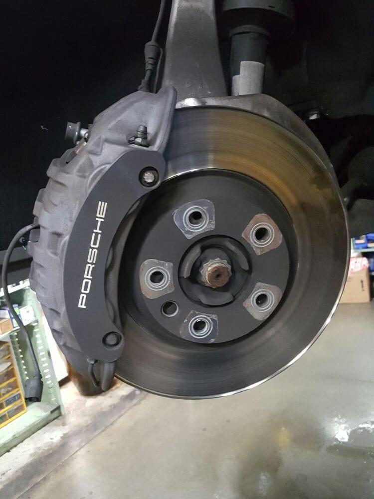 Photo Of Star Tech Foreign Auto Repair Chino Ca United States Porsche