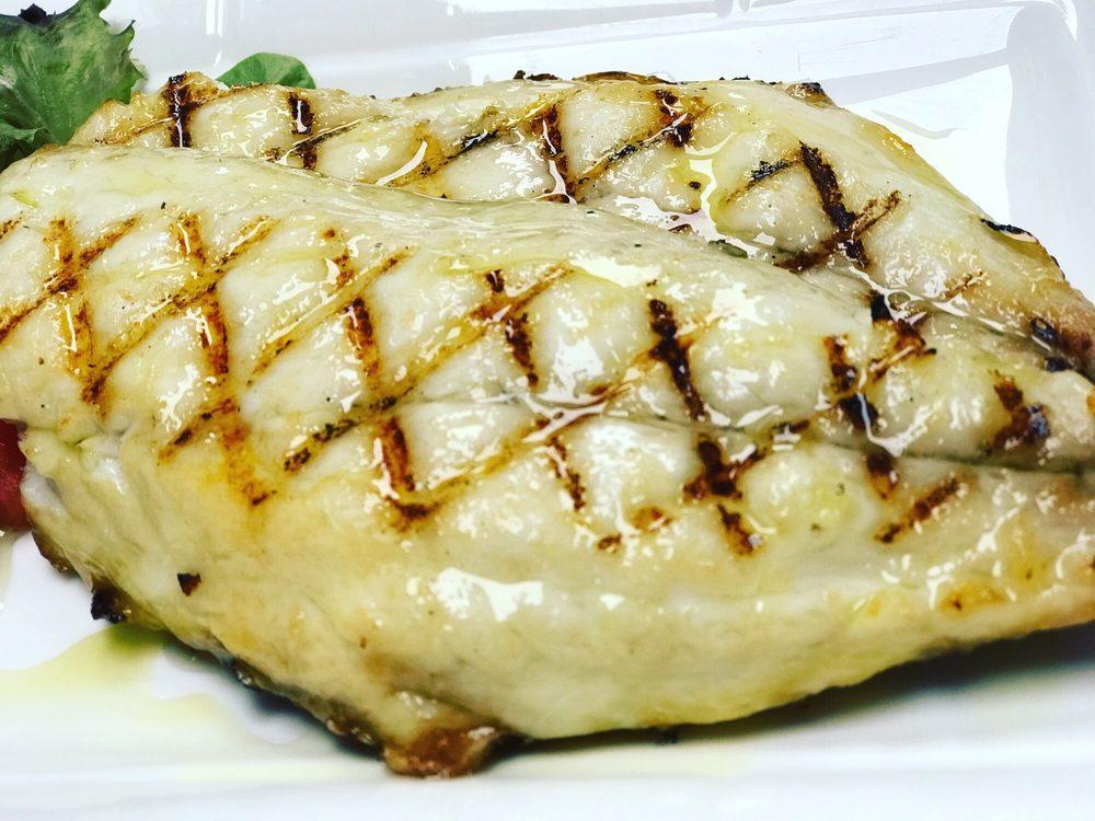 Krinti Mediterranean Grill: 8285 Jericho Tpke, Woodbury, NY