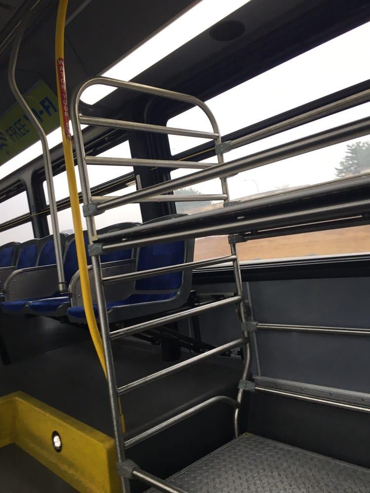 Silver Line Express Bus: 1 Saarinen Cir, Sterling, VA