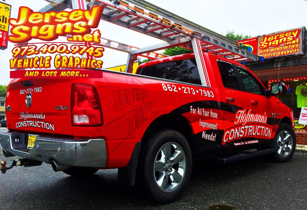 Jersey Signs & Vehicle Graphics: 196 Main St, Andover, NJ