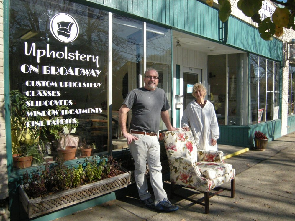 Upholstery On Broadway, Inc.   87 Photos U0026 16 Reviews   Furniture  Reupholstery   205 A Broadway, East Arlington, Arlington, MA   Phone Number    Yelp