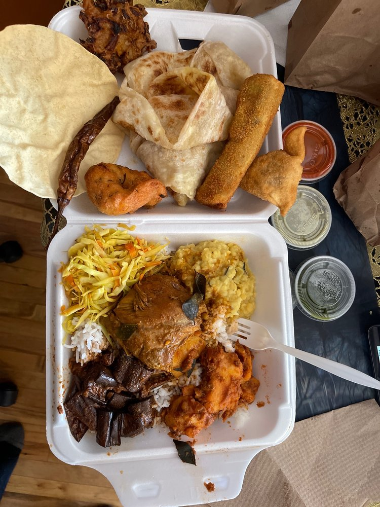 Suruthi's Take Out & Catering