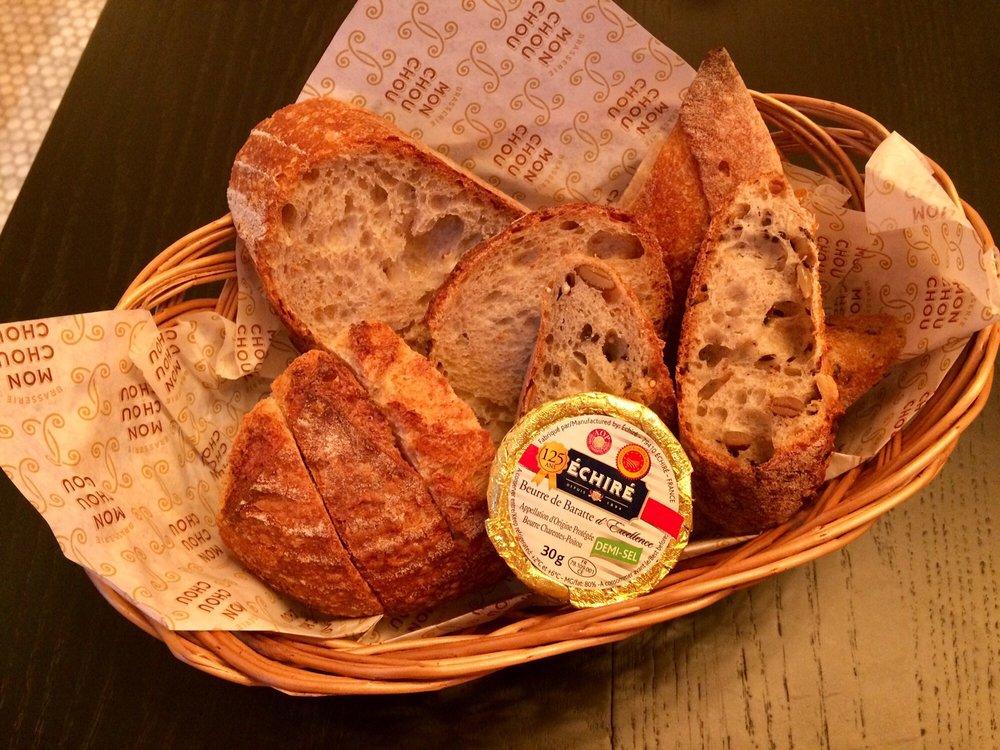 Brasserie Mon Chou Chou: 312 Pearl Pkwy, San Antonio, TX