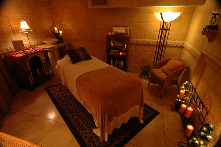 Private Relaxing And Luxurious Massage Room Yelp