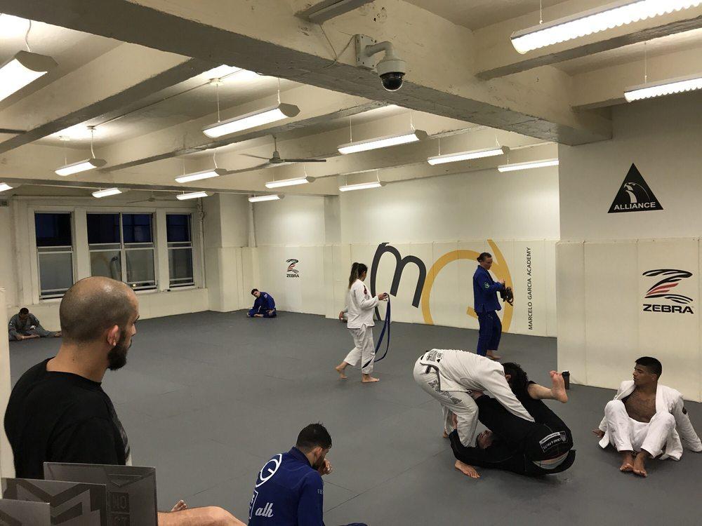 Marcelo Garcia Jiu Jitsu Academy: 250 W 26th St, New York, NY