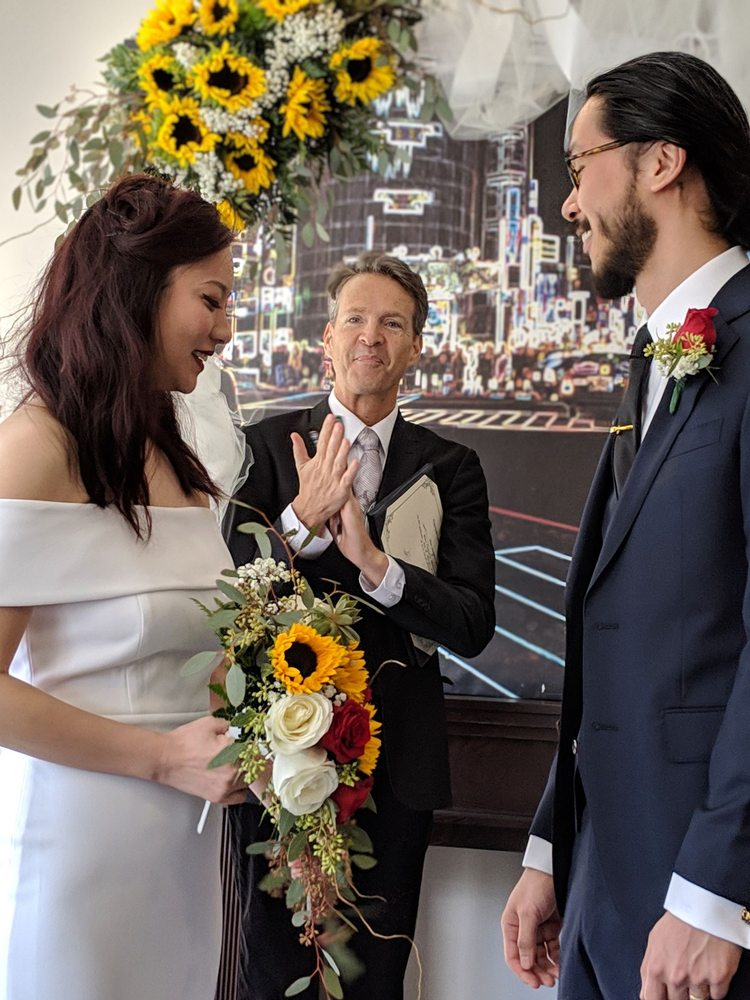 Anthony Foggia Wedding Officiant