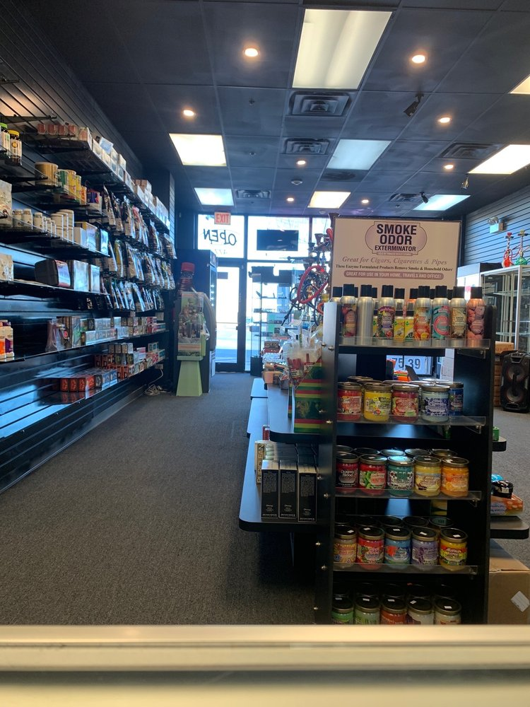 Discount Gifts & Tobacco: 477 W Irving Park Rd, Bensenville, IL