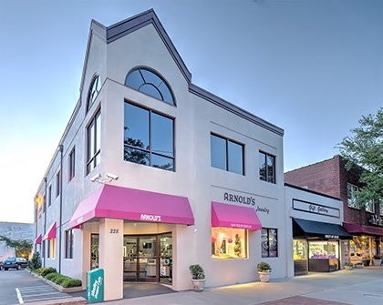 Arnold's Jewelry: 228 S Washington St, Shelby, NC
