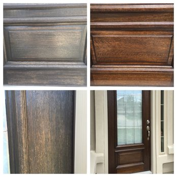 Austin Door Refinishing -   Reviews - Refinishing