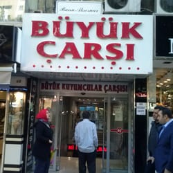 Büyük Çarşı - Shopping Centers - Atatürk Bulv. No:67 ...