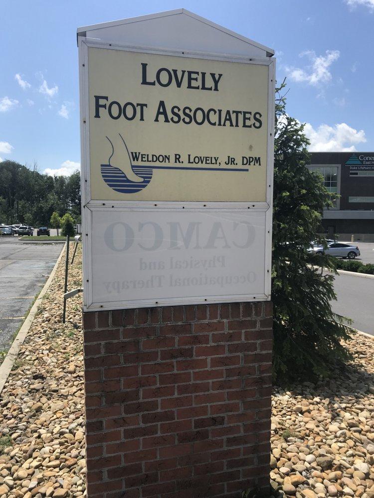 Lovely Foot Associates: 1454 Scalp Ave, Johnstown, PA