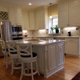 Charming Photo Of Edgewood Custom Cabinetry   Clayton, NC, United States. Off White  Custom