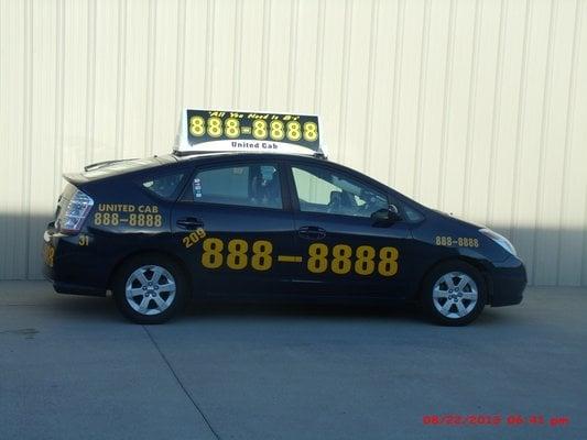 United Cab: 1634 Blush St, Manteca, CA