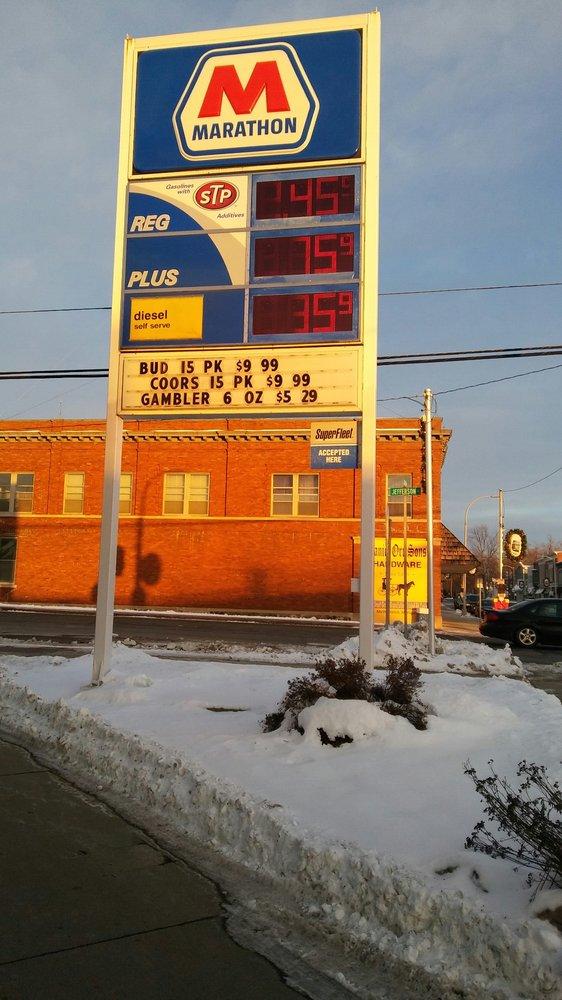 Sunrise Convenience Stores: 3989 Huron St, North Branch, MI