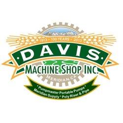Davis Machine Shop - Farm Equipment Repair - 15805 Central
