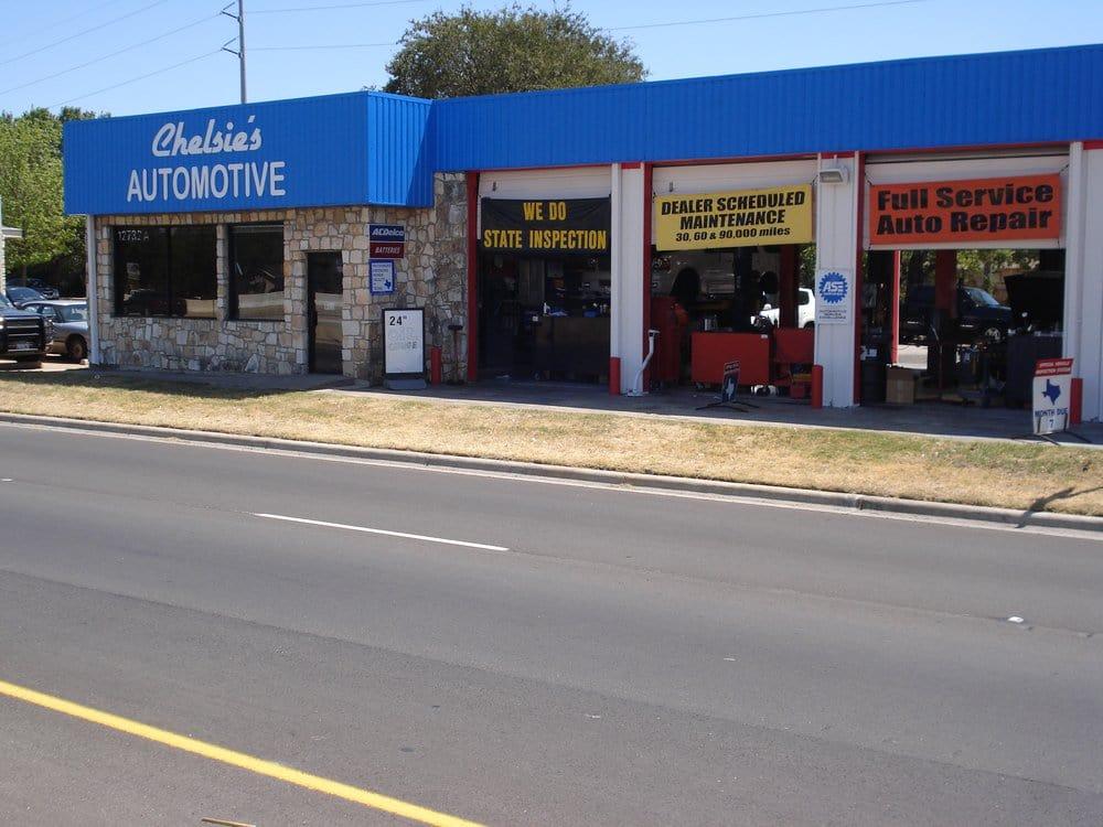 Chelsie S Automotive 26 Reviews Garages 12732a