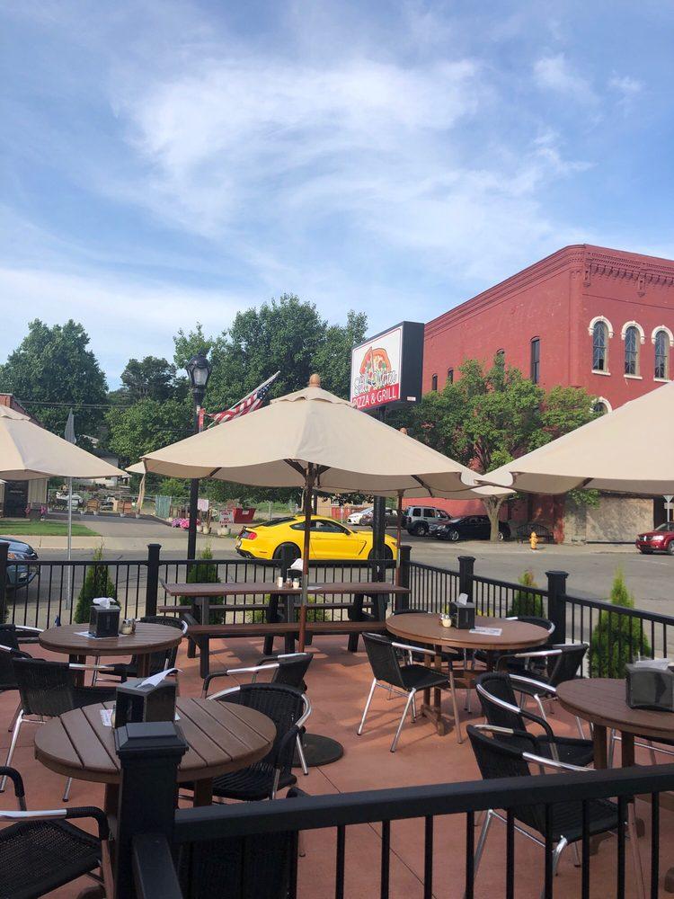 Still Water Pizza & Grill: 45 N Main St, Wellsville, NY